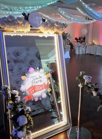 Magic Mirror Photo Booth Dorset & Hampshire