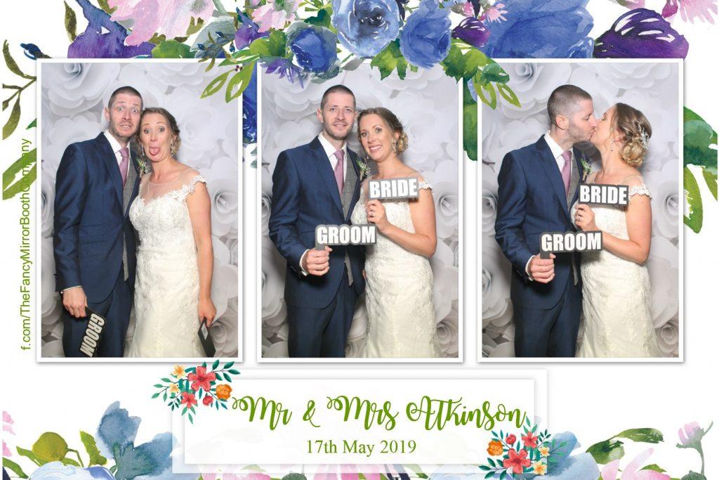 Mr & Mrs Atkinson